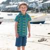 Frugi Crocs Penwith Polo Shirt