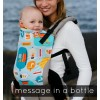 Tula Standard Baby Carrier - Message In A Bottle