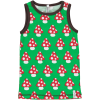 Maxomorra Mushroom Knickers & Vest Set