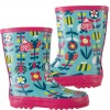 Frugi Bloom Puddle Buster Wellies