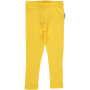 Maxomorra Yellow Leggings