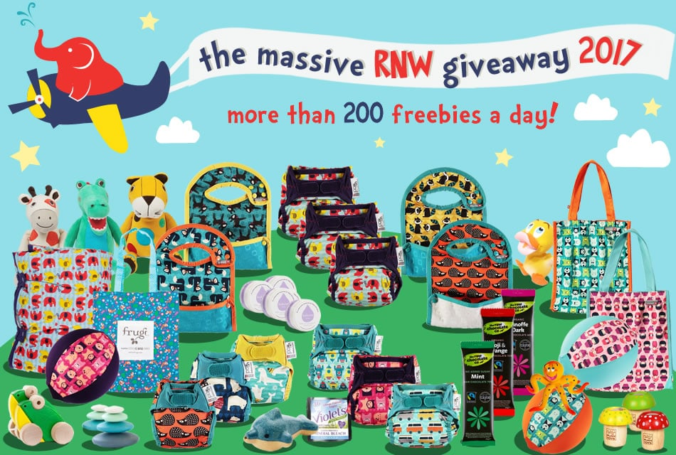 real nappy week giveaway