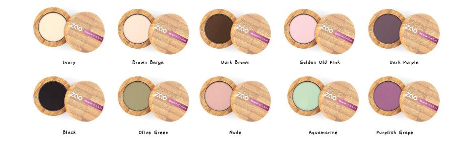 Zao Vegan Makeup at Babipur