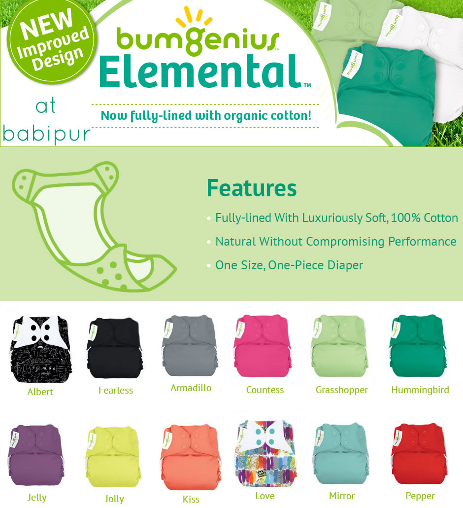 bumgenius elemental uk