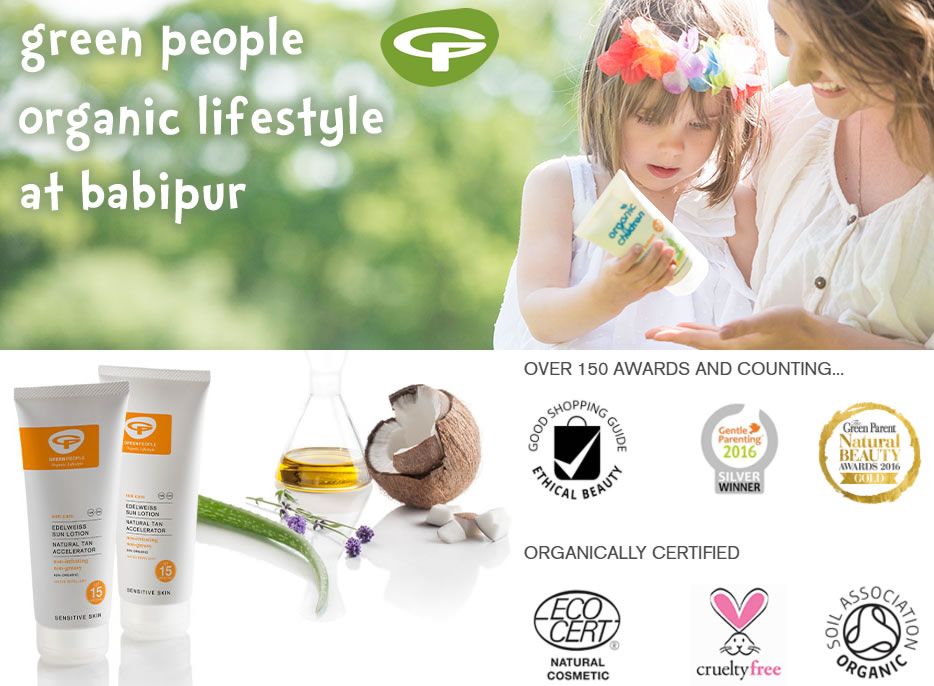 green people skin care