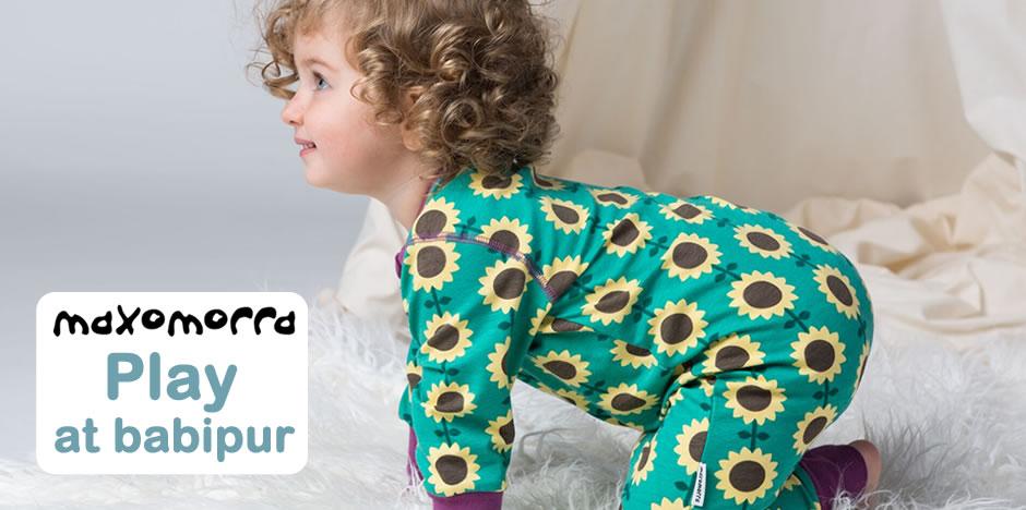 Maxomorra Organic Baby Clothes