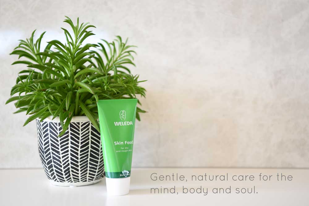Weleda - natural body care products